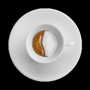 Caffe del Caravaggio - Crema laag